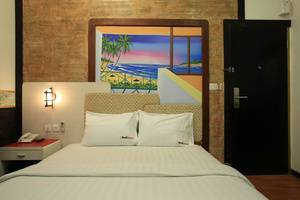 RedDoorz near Simpang Siur Kuta (not active) Bali - Bedroom