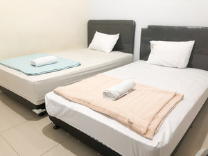 OYO 2698 Kost Blessing