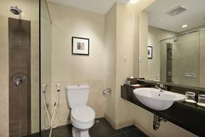 Aston Tanjung Tabalong - kamar mandi