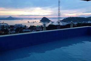 Mawar Hotel Labuan Bajo Flores - Panorama