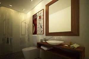 The Widyas Luxury Villa Bali - Kamar mandi