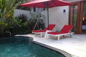 The Widyas Luxury Villa Bali - Two bed room pool villa