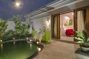 The Widyas Luxury Villa Bali - Exclusive one bed room pool villa