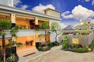 The Widyas Luxury Villa Bali - Tampak luar