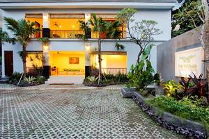 The Widyas Luxury Villa Bali - Hotel Front
