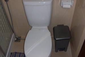 Atsari Hotel Parapat Parapat - Kamar mandi