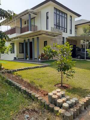 Villa Keluarga Sentul City Bogor