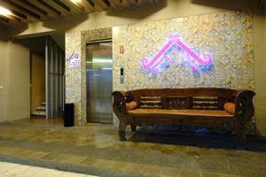 Tibera Hotel Ciumbuleuit Bandung - Lobi