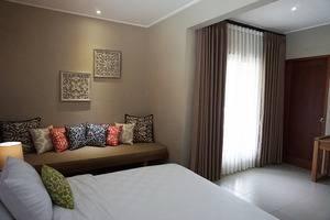 Dasa Villa Bali - Kamar Tidur 1