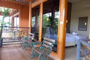 Negeri Baru Hotel & Resort Bandar Lampung - Teras