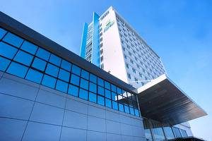 Holiday Inn Express Surabaya Central Plaza Surabaya - Bangunan