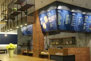 Yello Hotel Manggarai Jakarta - wok'n' Dewan tok-menu