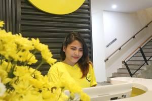 Yello Hotel Manggarai Jakarta - welcome cup