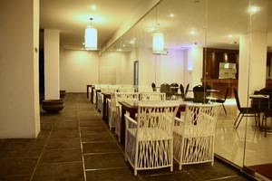 Sofyan Hotel Saka Medan - Teras