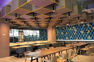 Yello Hotel Paskal Bandung Bandung - Interior