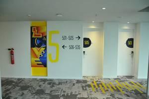 Yello Hotel Paskal Bandung Bandung - Other area