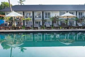 Villa Karang Hotel Lombok - Pool Area