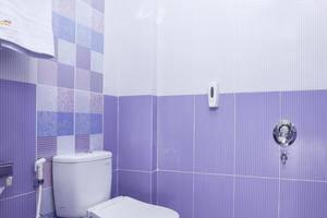 Violet Hotel Malioboro Yogyakarta - Kamar mandi