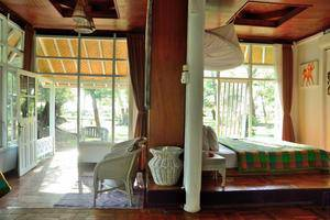 Gazebo Meno Hotel Lombok - Kamar