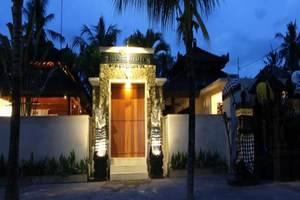 Melamun Hotel & Chocolate Spa Bali - Pintu Masuk