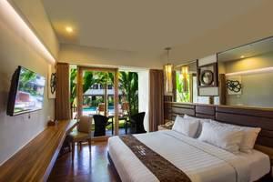 The Lerina Hotel Nusa Dua - Deluxe Balkon