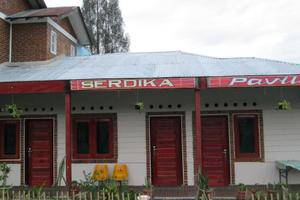 Serdika Pavilion Berastagi -