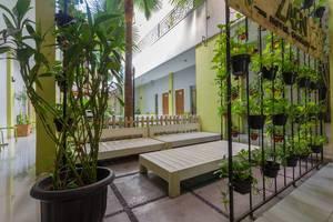 Zaen Hotel Syariah Solo - Garden