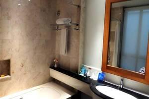 Novotel Palembang Hotel & Residence Palembang - Kamar mandi