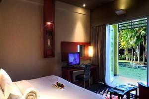 Novotel Palembang Hotel & Residence Palembang - Kamar tamu