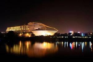 Pacific Palace Batam - Pemandangan Malam Hari