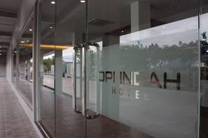 Opi Indah Hotel Palembang - Masuk