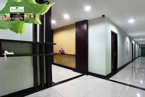 The Green Hotel Bekasi - Koridor