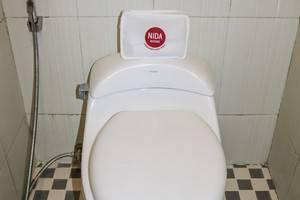 NIDA Rooms Aksara 144 Plaza Medan Tembung - Kamar mandi