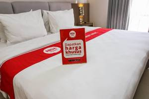 NIDA Rooms Kuta Patih Jelantik - Kamar tamu