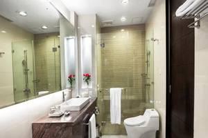 R Hotel Rancamaya - Kamar mandi