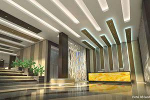 Luminor Hotel Jambi Kebun Jeruk Jambi - Lobby Luminor Hotel Jambi