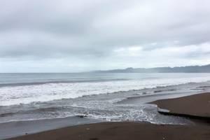 Wisma Pantai Citepus (Tepi Pantai) Sukabumi - View Beach