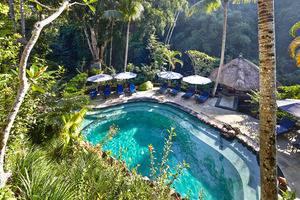 Tjampuhan Hotel Ubud - Kolam Renang