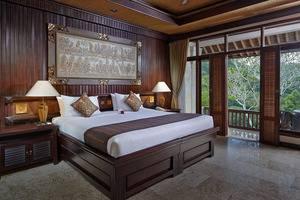Tjampuhan Hotel Ubud - Kamar tamu