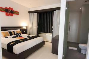 The Diana Suite Tuban Bali - Kamar tidur