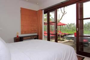 Uma Stana Villa Ubud - Kamar