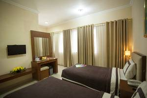 Rosalia Indah Hotel Yogyakarta - Kamar tamu