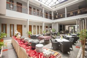 Rosalia Indah Hotel Yogyakarta - Restauran