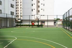 RedDoorz Apartment @Bassura Cipinang Jakarta - Lapangan futsal