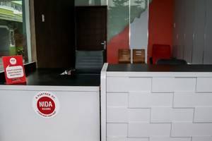 NIDA Rooms Pasar Buah Medan Tuntungan - Resepsionis