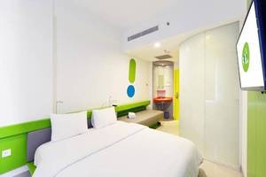 POP! Hotel Timoho Yogyakarta - Kamar tamu