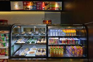 POP! Hotel Timoho Yogyakarta - Pitstop Cafe Hot Meal, Dry Food , Hot Cold Drink and snack