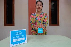 Airy Eco Syariah Medan Timur Komplek DPRD - Receptionist