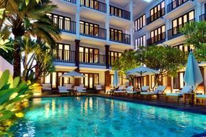 Grand Mirah Boutique Hotel Bali - Kolam Renang