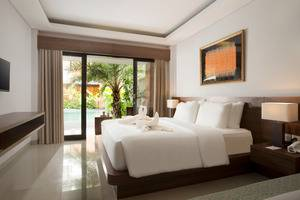 Grand Mirah Boutique Hotel Bali - Deluxe With Balcony (Double Bed)